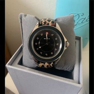 Michele watch and extra band
